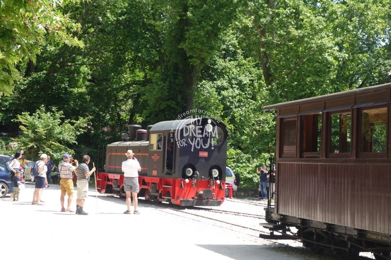 Bergbahnfahrt Pilion