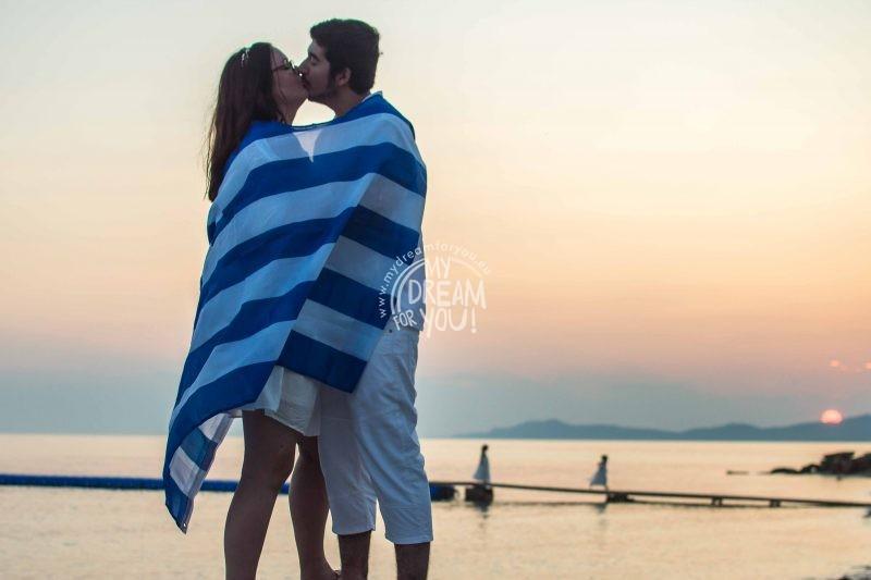 Hochzeit in Chalkidiki Griechenland - Antje und Alexandros Sommer 2019 (4)